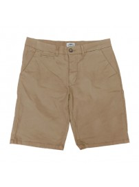 MSHO-104 Double Chinos Shorts (camel)