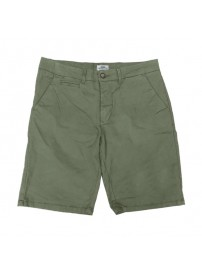 MSHO-104A Double Chinos Shorts (μεγάλα μεγέθη)(khaki)
