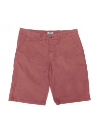 MSHO-104 Double Chinos Shorts (coral)