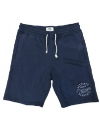 MS-14 Double Terry Fleece Shorts Χρώμα Ίντιγκο