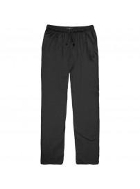 MPAN-05A Double Jersey Jogger Pants (Μεγάλα μεγέθη) (Black)