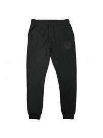 MPAN-27VA Double Terry Fleece Pants (μεγάλα μεγέθη)(black)