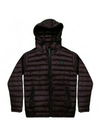 RMJK-131VA Rebase Hooded Puffer Jacket (μεγάλα μεγέθη)(dark wine)