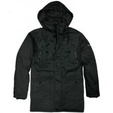 RMJK-137VA Rebase Parka Jacket (μεγάλα μεγέθη)(black)