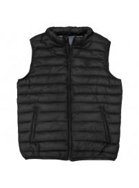 SMJK-07A Double Padded Vest (μεγάλα μεγέθη)(black)