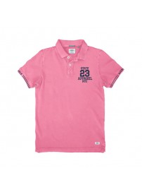 PS-221S Double Polo Pique (pink)