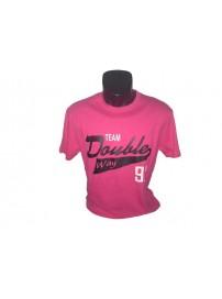 TS-2 Double Μπλουζάκι μακό κοντομάνικο (t-shirt) Χρώμα Φουξ