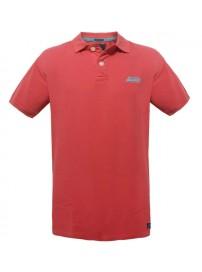 GS-33SA 17 Double Ανδρικό Polo t-shirt (μεγάλα μεγέθη) Χρώμα Κοραλί