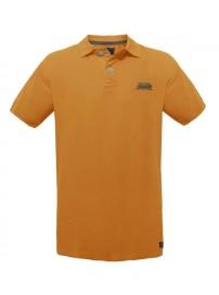GS-33SA 17 Double Ανδρικό Polo t-shirt (μεγάλα μεγέθη) Χρώμα Gold