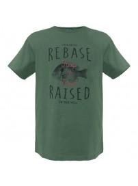 RTS-54 Rebase Ανδρικό κοντομάνικο t-shirt Χρώμα Πράσινο