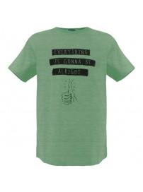 RTS-55 Rebase Ανδρικό κοντομάνικο t-shirt Χρώμα Πράσινο ανοιχτό