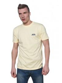 TS-11 Double Kοντομάνικο T-shirt Χρώμα Κίτρινο