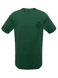 TS-38A 17 Double Ανδρικό t-shirt (μεγάλα μεγέθη) Χρώμα Πράσινο
