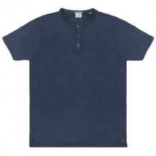 2763112ef7b TS-64VA Double Ανδρικό κοντομάνικο t-shirt (μεγάλα μεγέθη) Χρώμα Μπλε
