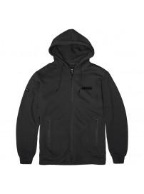 RMTOP 57A Full Zip Hoodie (μεγάλα μεγέθη) (Black)