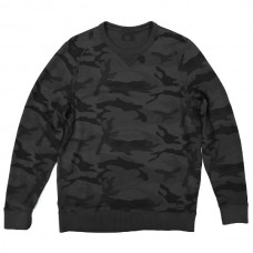 MTOP-35A Double Ανδρική μπλούζα (μεγάλα μεγέθη) Χρώμα Γκρι/Μαύρο