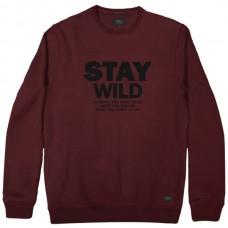 RMTOP-47 Rebase Graphic Print Sweatshirt (brick)