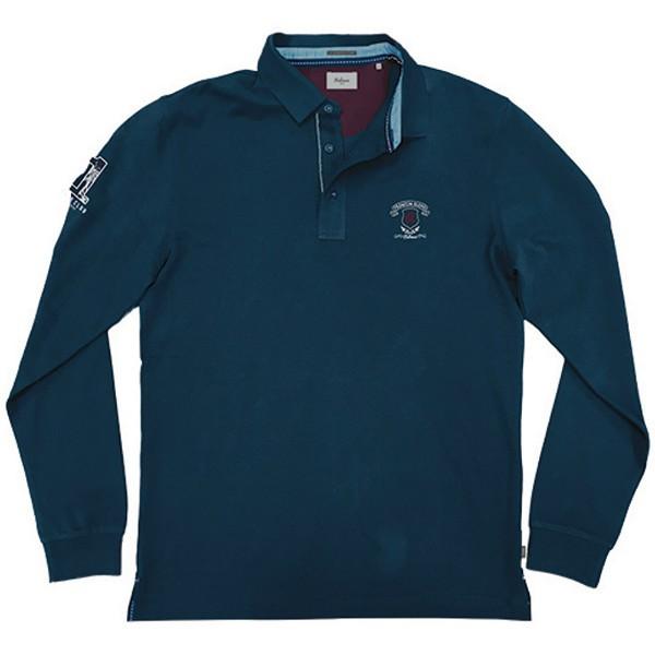 74053fa50628 RPS-218A Rebase Ανδρική μπλούζα (μεγάλα μεγέθη) Χρώμα Μπλε