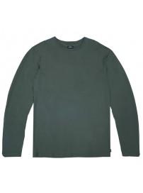 TS-70A Double Ανδρική μπλούζα (μεγάλα μεγέθη) Χρώμα Πράσινο