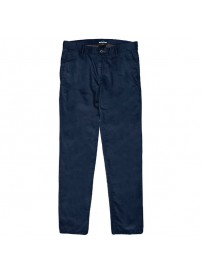 CP-225 NBA Double Chinos Pants (μεγάλα μεγέθη)(indigo)