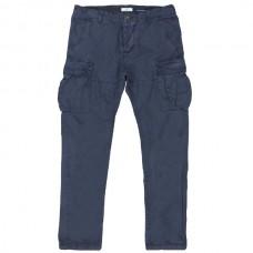 CCP-05A 18 Double Ανδρικό παντελόνι (μεγάλα μεγέθη) Χρώμα Μπλε ραφ