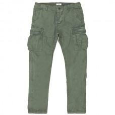 CCP-05A 18 Double Ανδρικό παντελόνι (μεγάλα μεγέθη) Χρώμα Πράσινο
