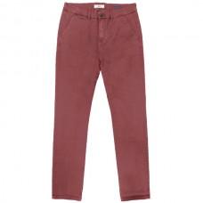 CP-217VA 18 Double Ανδρικό παντελόνι (μεγάλα μεγέθη) Χρώμα Κόκκινο