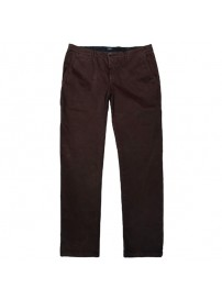 CP-218VA Double Chinos Pants (μεγάλα μεγέθη)(bordeaux)