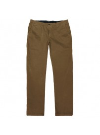CP-218VA Double Chinos Pants (μεγάλα μεγέθη)(camel)