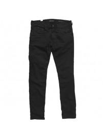 FP-218 Double Ανδρικό παντελόνι Χρώμα Μαύρο