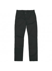 FP-225A Double Five Pocket Pants (μεγάλα μεγέθη)(black)