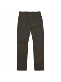 FP-225A Double Five Pocket Pants (μεγάλα μεγέθη)(dark brown)