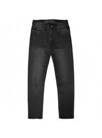 MJP-31A Double Ανδρικά Jeans (μεγάλα μεγέθη)(denim black)