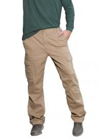 MPAN-70A 15 Double Ανδρικό παντελόνι (μεγάλα μεγέθη) Χρώμα Μπεζ