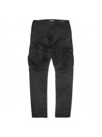 RCCP-13A Rebase Chinos Cargo Pants (μεγάλα μεγέθη)(black)