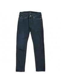 RMJP-24VA Rebase Ανδρικό παντελόνι jean (μεγάλα μεγέθη) Χρώμα Μπλε