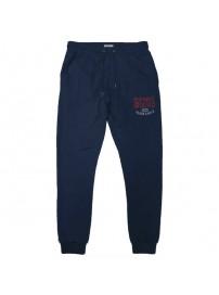 RMPAN-27VA Rebase Terry Fleece Pants (μεγάλα μεγέθη)(navy)