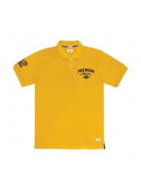 PS-244S Double Polo Pique (yellow)