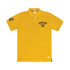 PS-244SA Double Polo Pique (μεγάλα μεγέθη)(yellow)