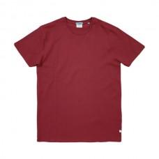 TS-83A Double T-Shirt Crew Neck (μεγάλα μεγέθη)(red)