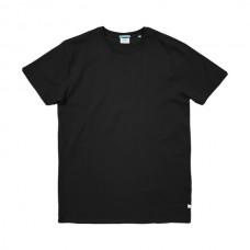 TS-93VA Double T-Shirt Crew Neck (μεγάλα μεγέθη)(black)