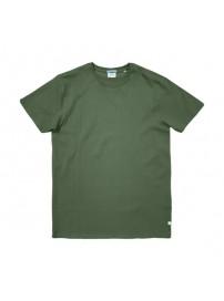 TS-83VA Double T-Shirt Crew Neck (μεγάλα μεγέθη)(green)