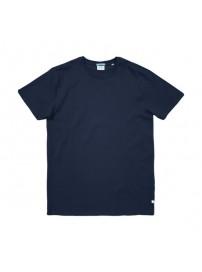 TS-83A Double T-Shirt Crew Neck (μεγάλα μεγέθη)(blue)