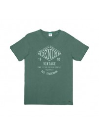 TS-95 Double T-Shirt Crew Neck (pesto)