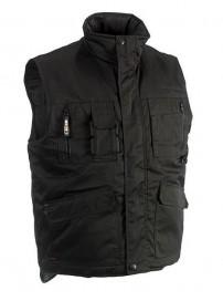 259261134 Donar body warmer (Black)
