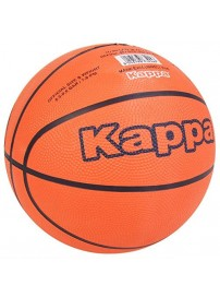 2001202 Kappa Basketball Rubber Outdoor (orange/black)