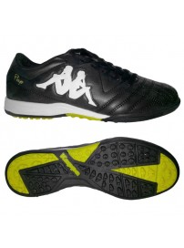 303ILR0 903 Kappa 4 Soccer Base TG (black/yellow)