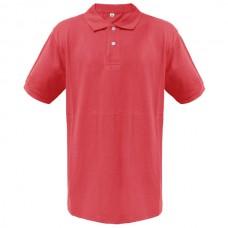 OS-CRL OS Κοντομάνικη μπλούζα polo πικέ Χρώμα Κοραλί