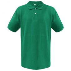 OS-GRN OS Κοντομάνικη μπλούζα polo πικέ Χρώμα Πράσινο