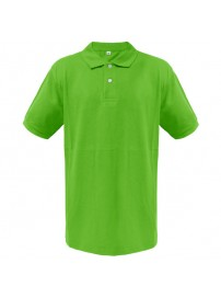 OS-LIM OS Κοντομάνικη μπλούζα polo πικέ Χρώμα Λαχανί